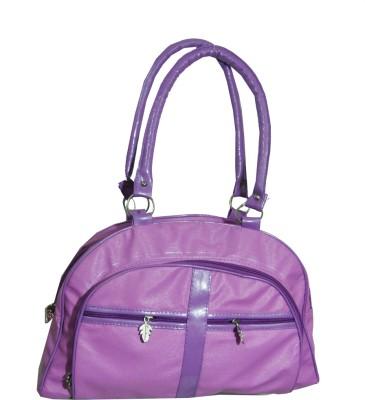 Essart Hand-held Bag(Purple)