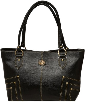 Belle Hand-held Bag(Black)