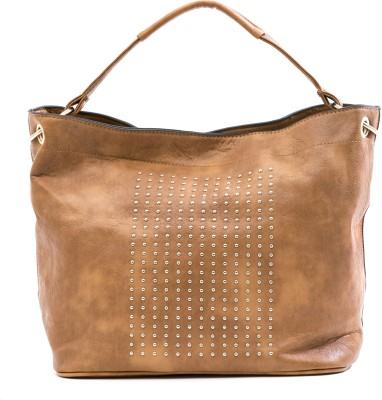 Catss Hand-held Bag(Brown)