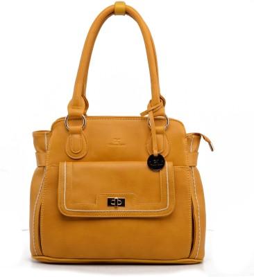 Diana Korr Women Yellow Hand held Bag Diana Korr Handbags