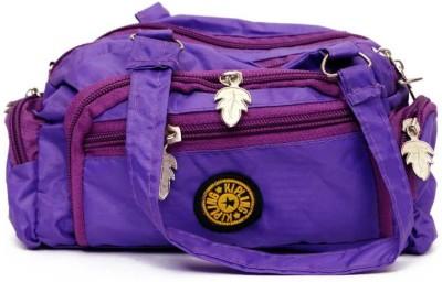 MAEVA Hand-held Bag(Purple)  available at flipkart for Rs.181