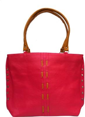 Vintage Hand-held Bag(Pink)
