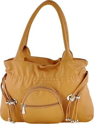Rosemary Hand-held Bag(Tan)