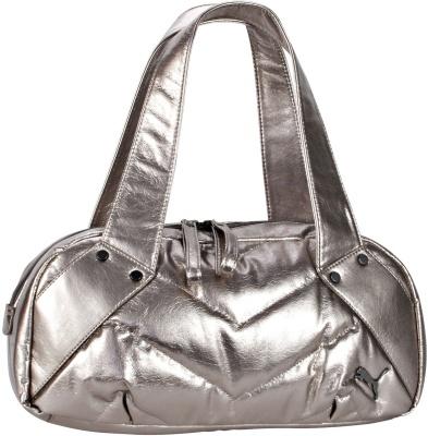 8f2ca3519ab2 Puma 7072402 Women Silver Metallic Hazard Handbag - Best Price ...