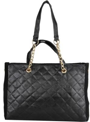 Louise & Harris Hand-held Bag(Black)