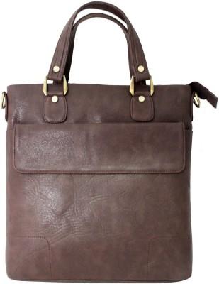 Nappastore Hand-held Bag(Brown)