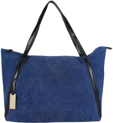 PamperVille Hand-held Bag(Blue)