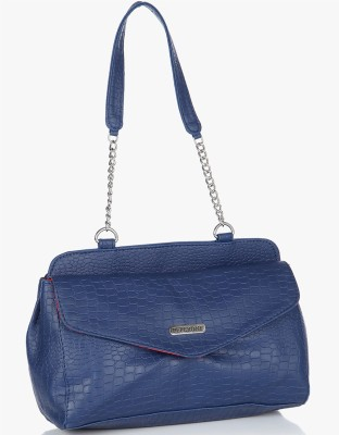 Peperone Messenger Bag(Blue) at flipkart
