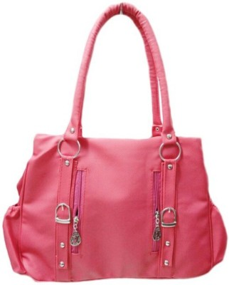 New Eva Women Pink Shoulder Bag at flipkart