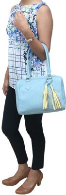 Glitter Glory Hand-held Bag(Blue)