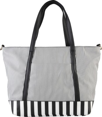 Pierre Cardin Shoulder Bag(White, Black) at flipkart