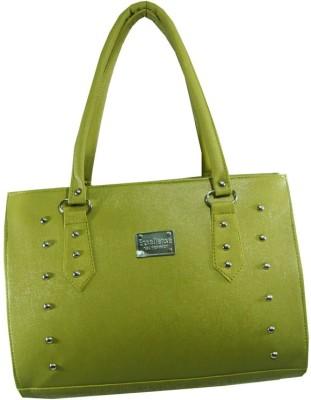 Essart Hand-held Bag(Green)