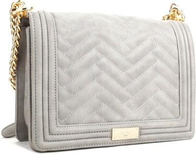 BC BG Shoulder Bag(Grey) at flipkart