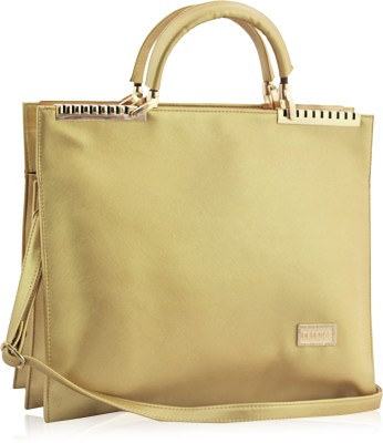 Fieesta Hand-held Bag(Gold)