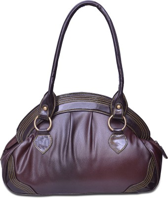 Roshiaaz Hand-held Bag(Brown)