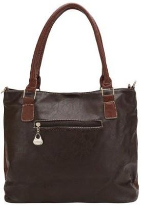 Liza Shoulder Bag(Brown)
