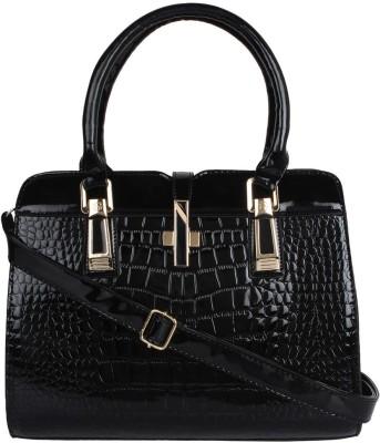 PamperVille Hand-held Bag(Black)