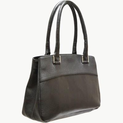 Jeane Sophie Hand-held Bag(Black)