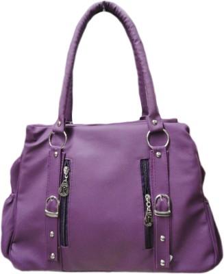 Cottage Accessories Women Purple Shoulder Bag Cottage Accessories Handbags