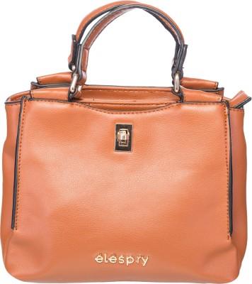 Elespry Hand-held Bag(Tan)