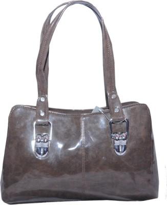 New Pearls Hand-held Bag(Brown)