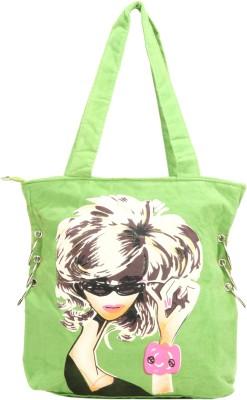 Liza Hand-held Bag(Green)