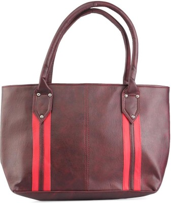 Coash Hand-held Bag(Maroon)