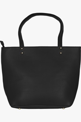 The Backbencher Hand-held Bag(Black)