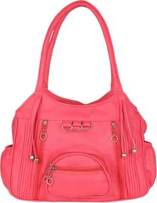 OUTLOOK QUEENS Shoulder Bag(Pink)