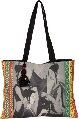 The House of Tara Women Multicolor Shoulder Bag The House of Tara Handbags