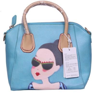 Divsam Hand-held Bag(Blue)