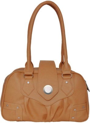 Handbag Hand-held Bag(Tan)