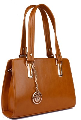 classic fashions Hand-held Bag(Tan)