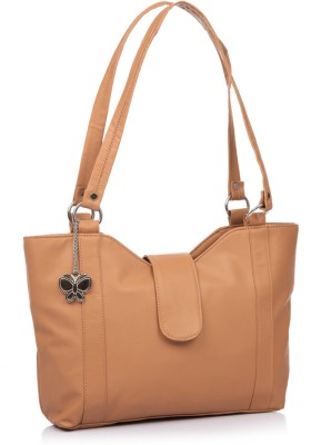 27bb9d330 62% OFF on Butterflies BNS0546BG Beige Shoulder Bags on Snapdeal ...