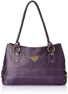 Fostelo Hand-held Bag(Purple)