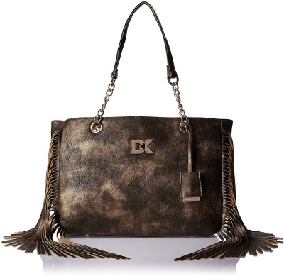 Diana Korr Women Brown Shoulder Bag