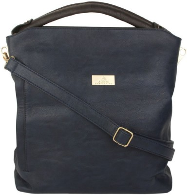 Alvaro Women Blue Satchel at flipkart
