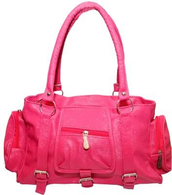 KKC Hand-held Bag(Pink)