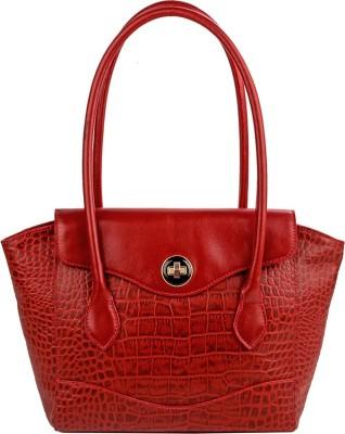 Hidesign Women Red Shoulder Bag at flipkart