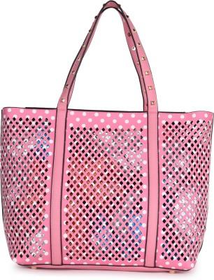 Diana Korr Shoulder Bag(Pink)