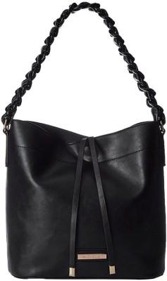 Stella Ricci Shoulder Bag(Black) at flipkart