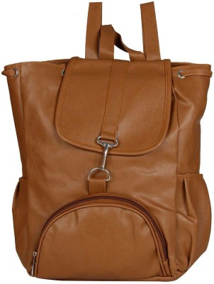 MAEVA Hand-held Bag(Tan)