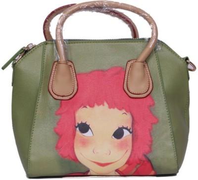 Divsam Hand-held Bag(Green)