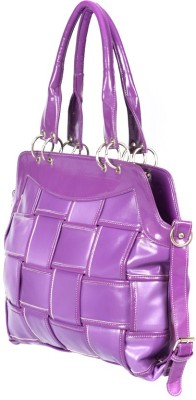 Rehan's Hand-held Bag(Purple)