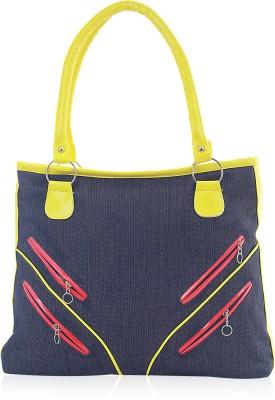 Fieesta Hand-held Bag(Yellow)
