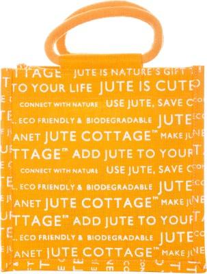 Jute Cottage Women Yellow Shoulder Bag Jute Cottage Handbags