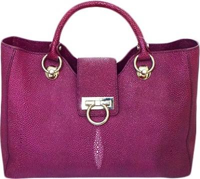 Zaira Diamond Hand-held Bag(Purple)