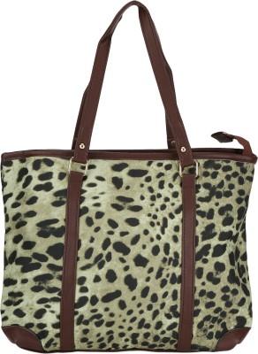 Jolie Shoulder Bag(Green, Brown)