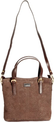 Woodland Hand-held Bag(Brown)