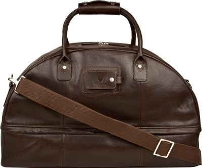 Hidesign Hand-held Bag(Brown)  available at flipkart for Rs.11595